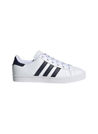 adidas Unisex Coast Star Sneakers EE7466 Beyaz